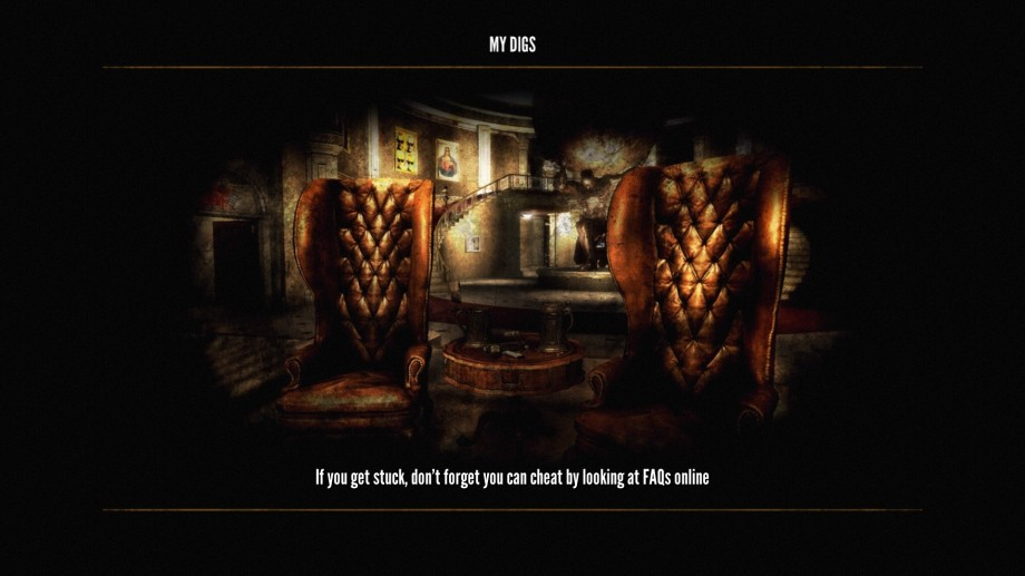 Even the game's loading screens are filled with comedic call backs.