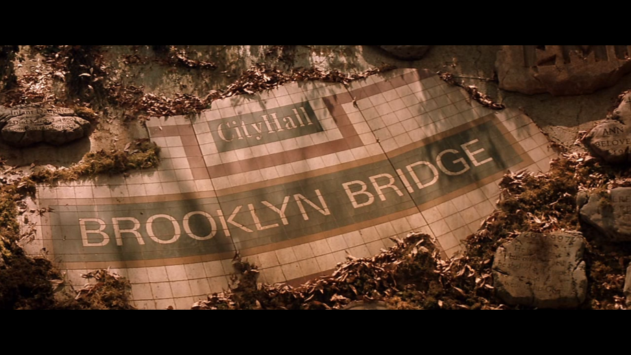 After 800,000 years, Brooklyn could use some improvement!
