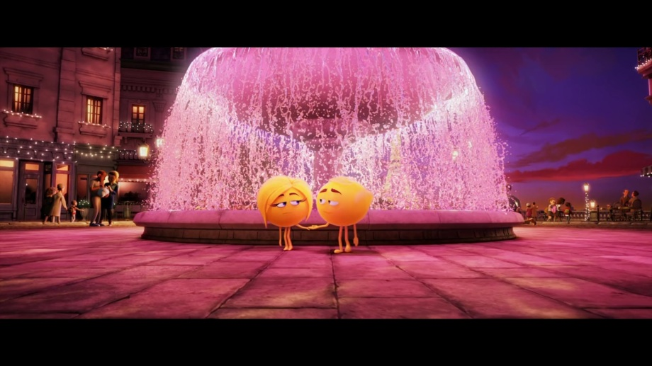 The Emoji Movie (2017) – The Real Mr  Positive